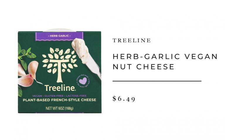 treeline herb cheese