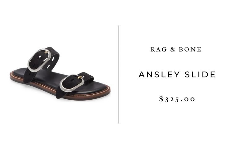 Rag & Bone Ansley Slide