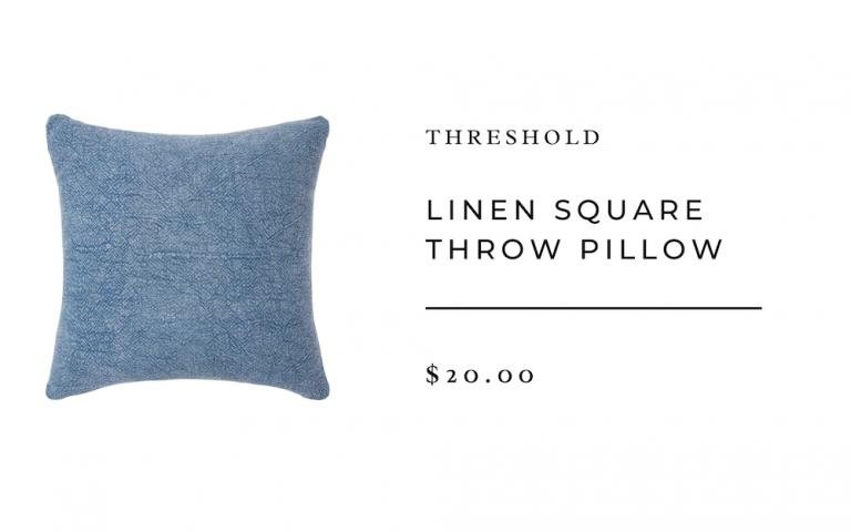 umbral de almohada al aire libre