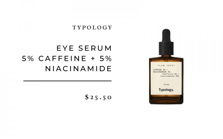 Typology Eye Serum