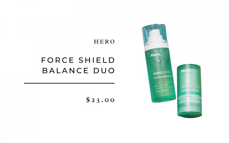 Hero Force Shield Balance Duo