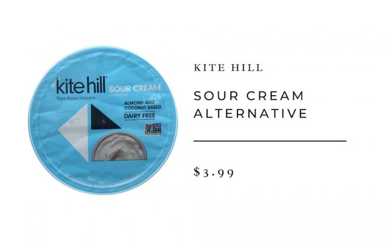 kite hill sour cream