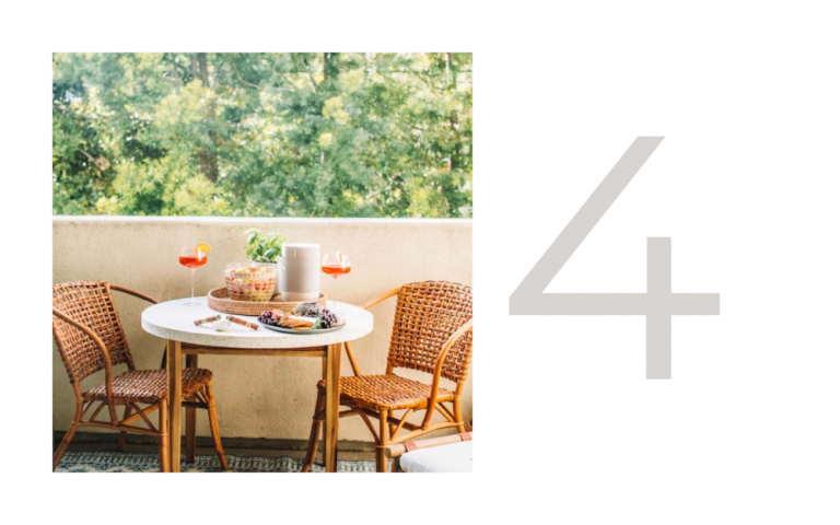 reimagine your patio