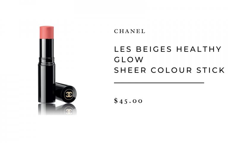 Chanel Les Beiges Healthy Glow Sheer Colour Stick