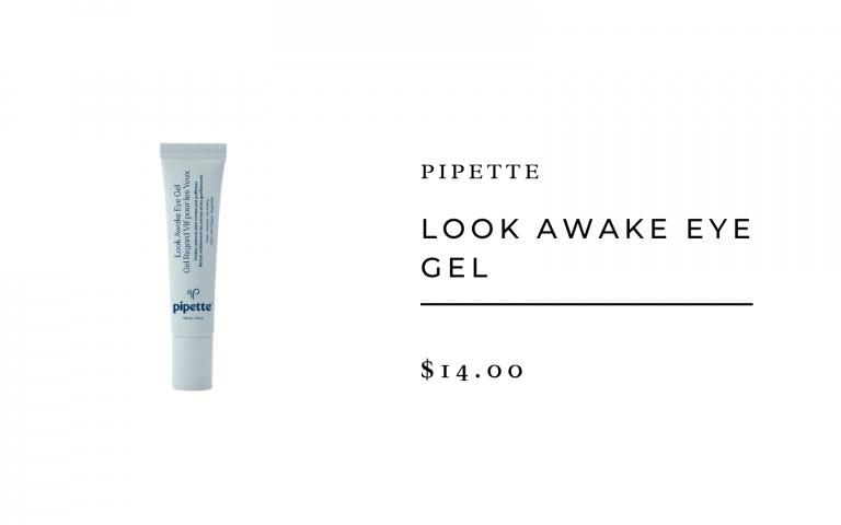 Pipette Look Awake Eye Gel