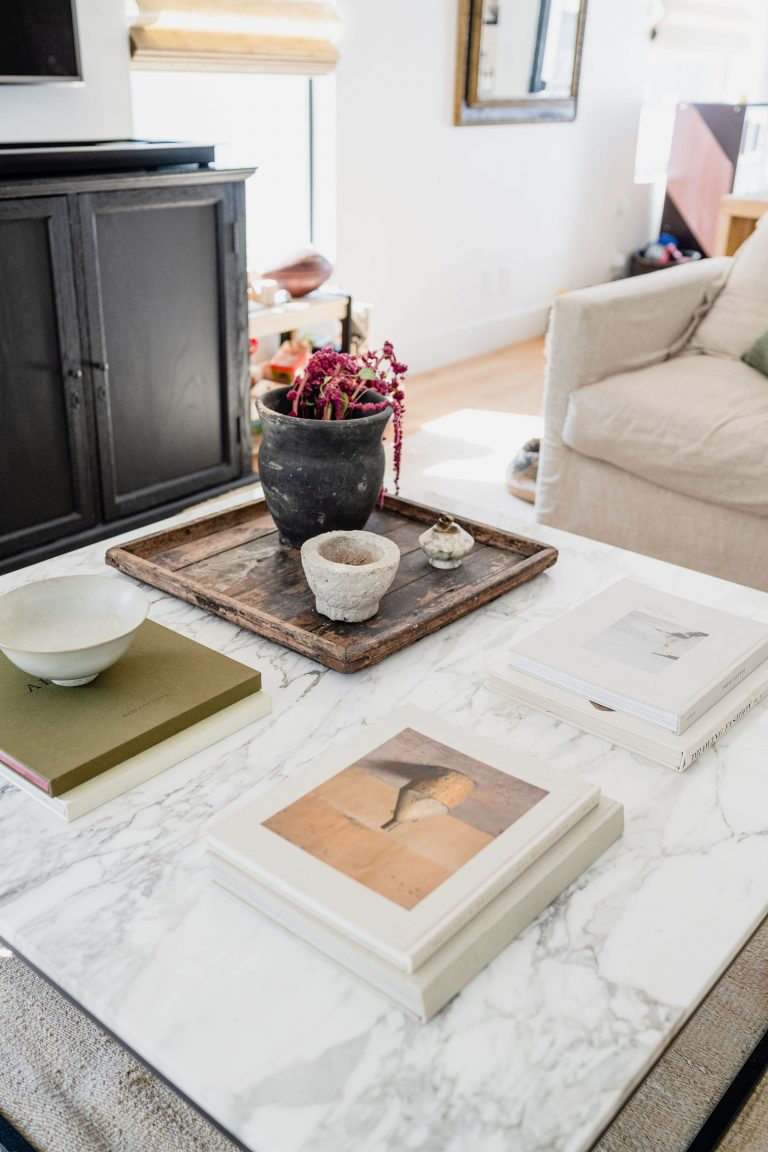 Alex taylor coffee table design