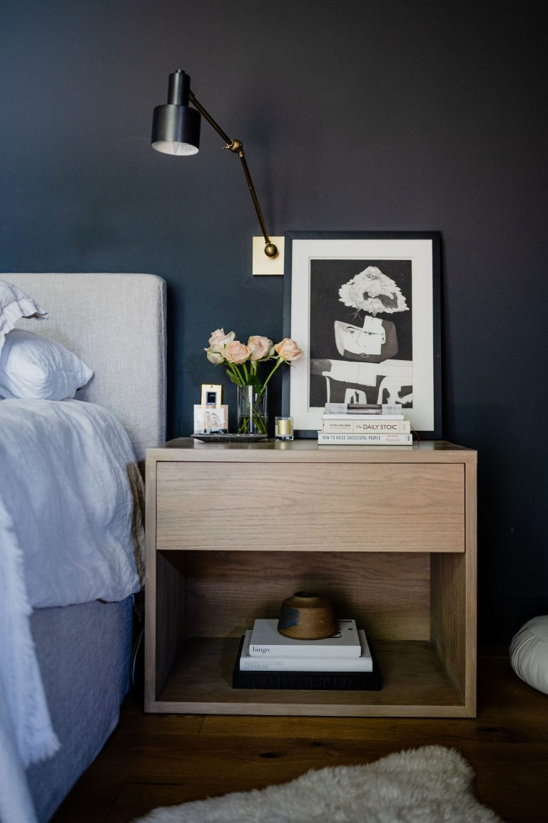 Alex Taylor nightstand