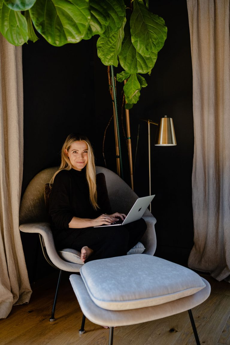 Alex Taylor home office