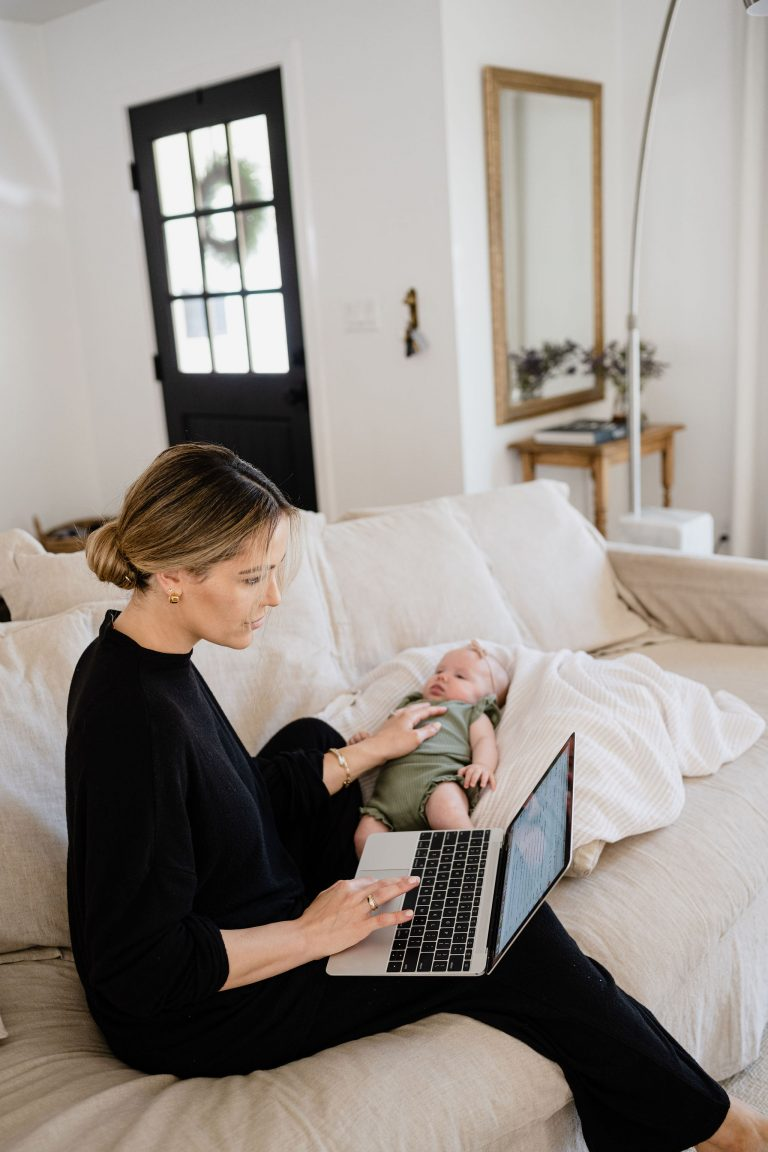 Alex Taylor motherhood