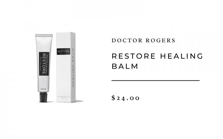 Dr. Rogers Restore Healing Balm