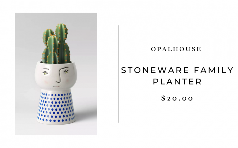 target opalhouse stoneware planter