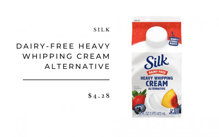 silk whipping cream