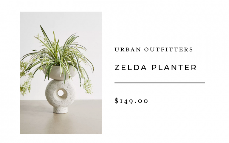 urban outfitters zelda planter