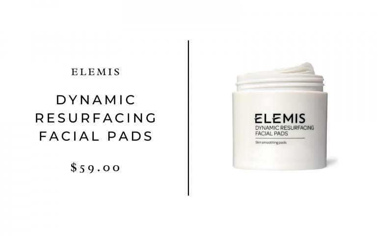 elemic resurfacing pads