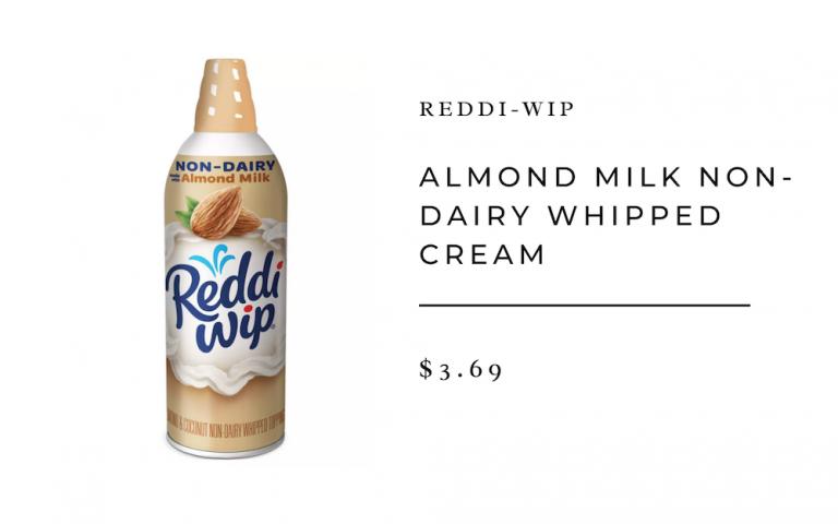 dairy-free alternatives