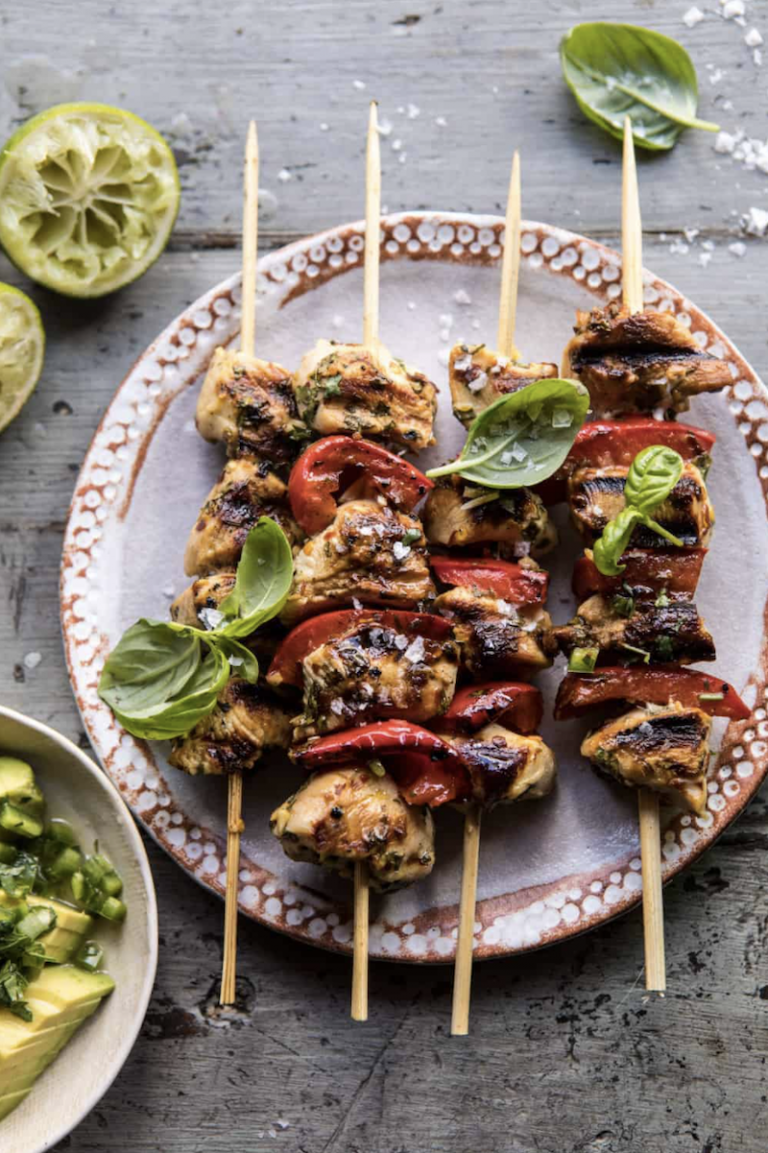 easy outdoor grill recipes