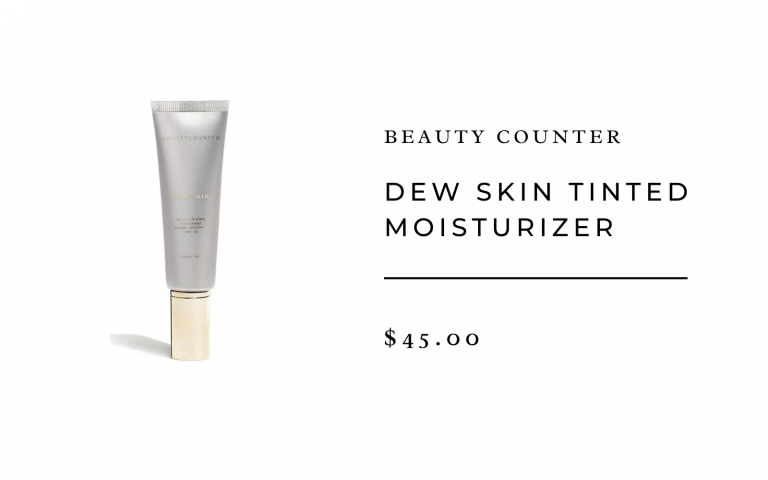 BeautyCounter Dew Skin Tinted Moisturizer