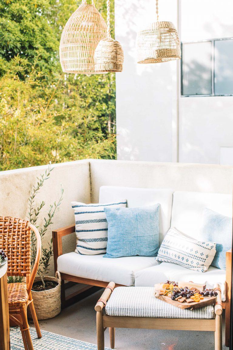 ideas de diseño de patio pequeño
