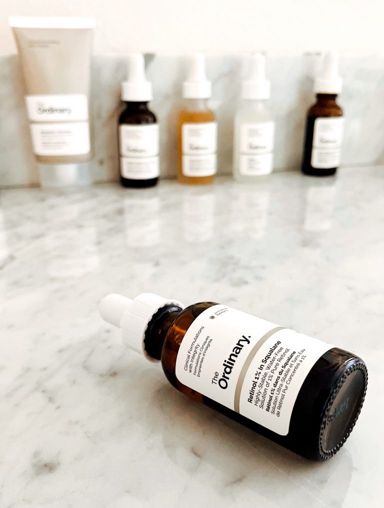the ordinary retinol serum