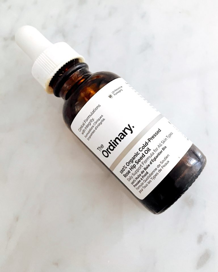 the ordinary rosehip seed oil