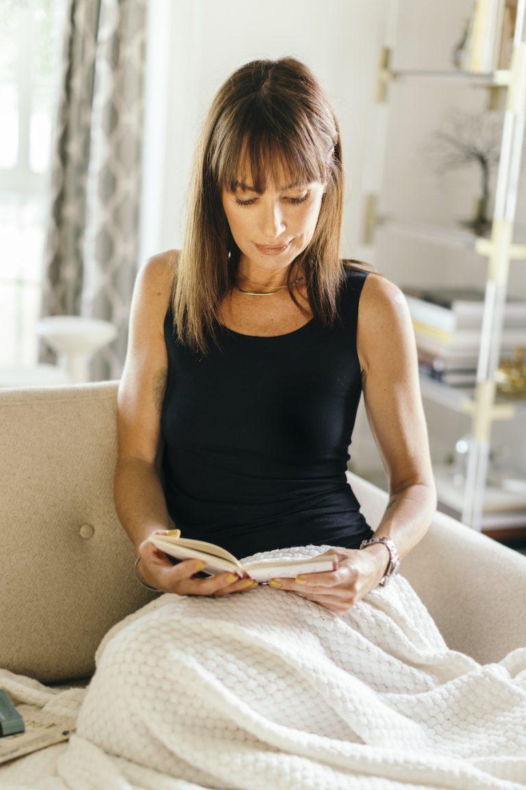 catt sadler's morning routine, reading, meditation, journaling-2093