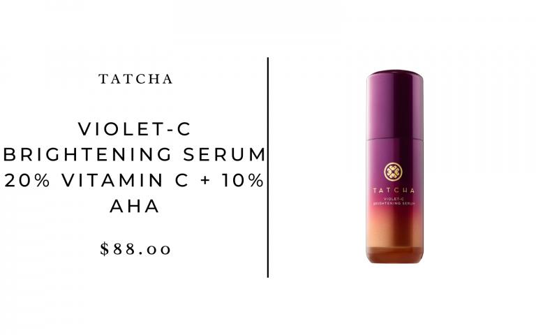 Tatcha Violet C Brightening Serum