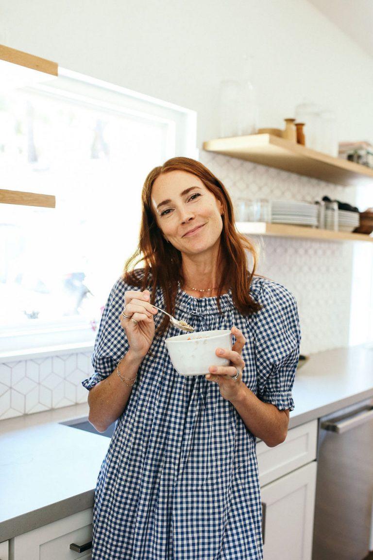 سامانتا ونرستروم ، آیا می توانم آن را بخورم ، آشپزخانه ، صبحانه