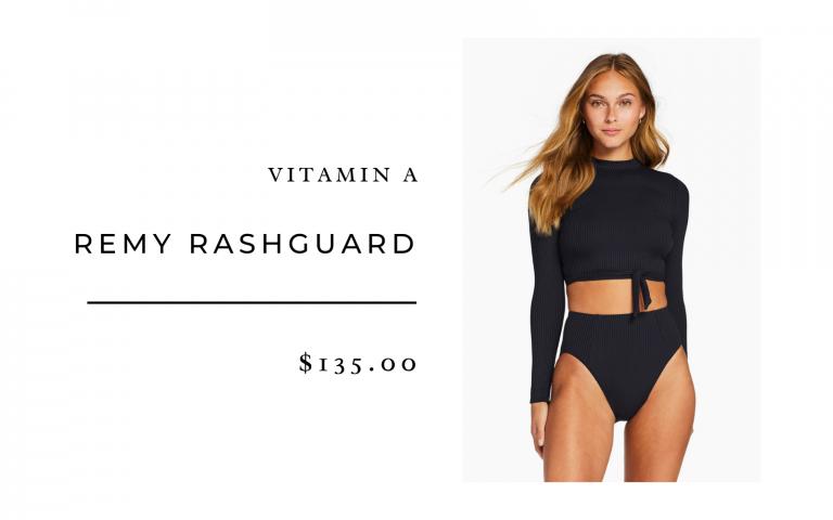Vitamin A Remy Rashguard