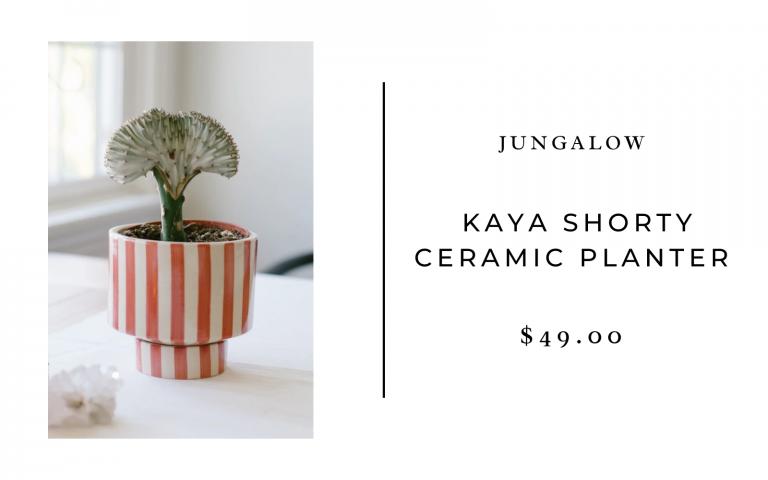 kaya shorty planter jungalow