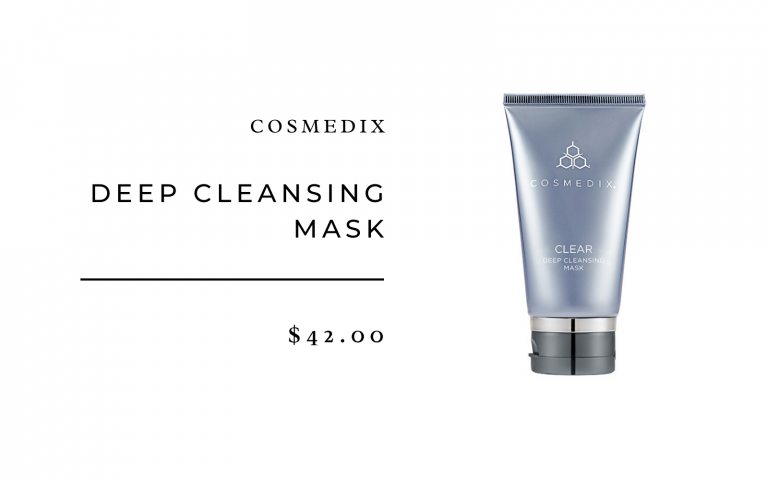 Cosmedix Deep Cleansing Mask