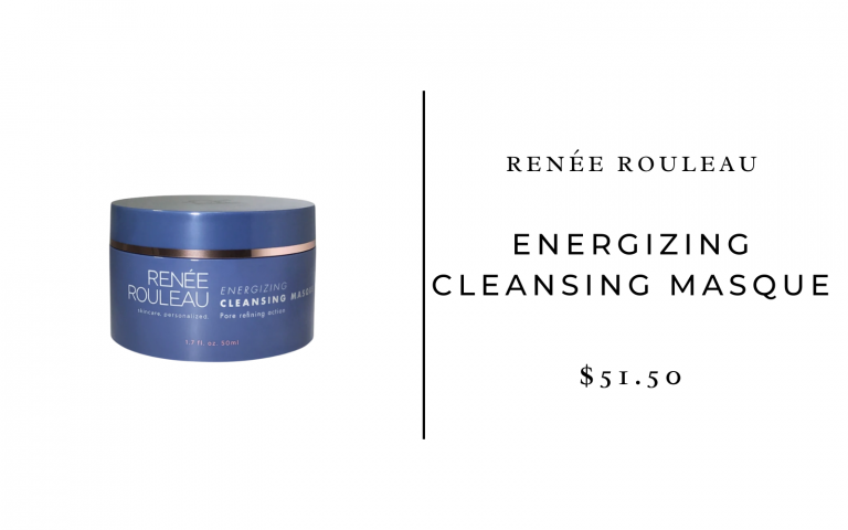 Renee Rouleau Energizing Cleansing Masque
