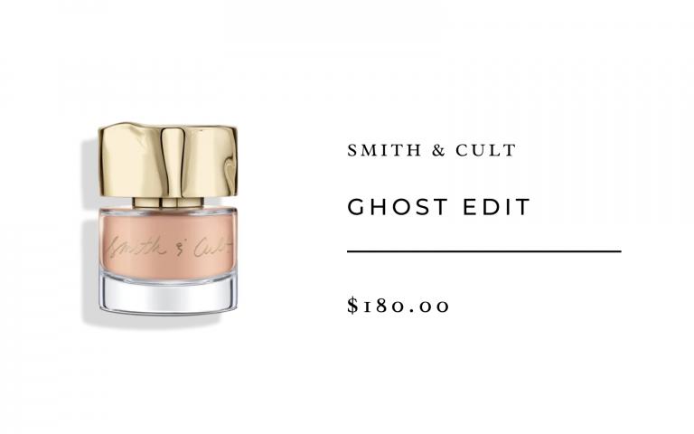 Smith & Cult non-toxic nail polish