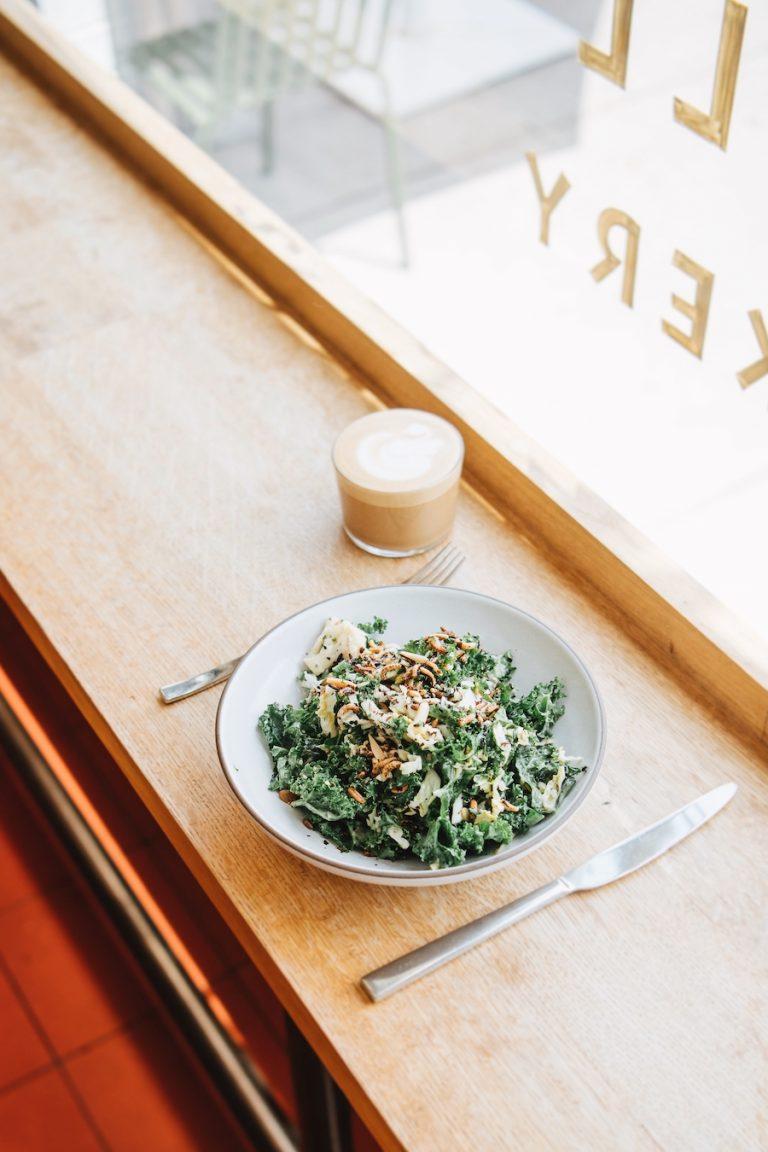 best kale salad recipe from swedish hill in austin