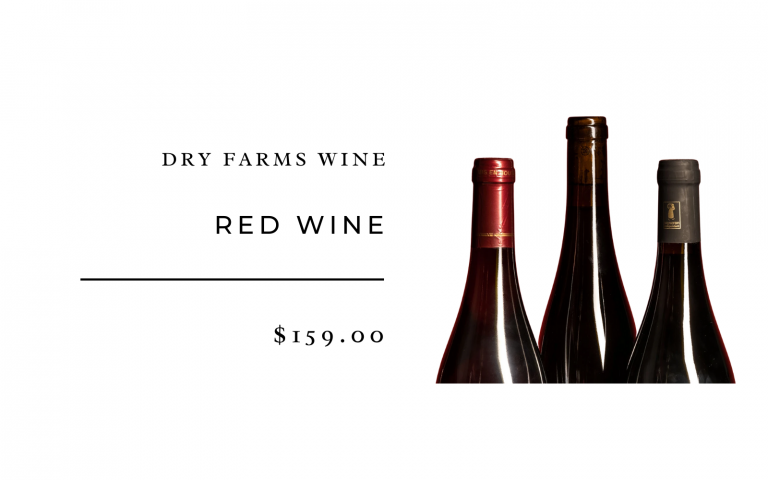 dry farms red wine