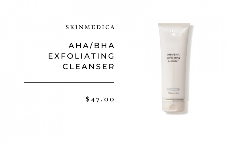 SkinMedica AHA/BHA Cleanser