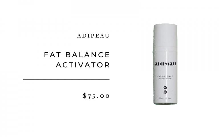 Adipeau Fat Balance Activator