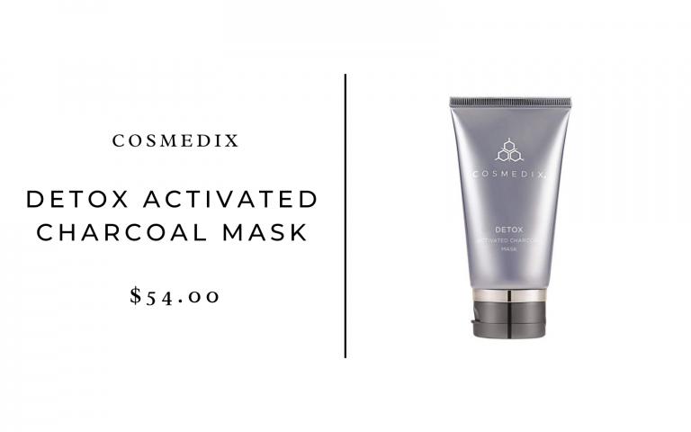 Cosmedix Detox Activated Charcoal Mask