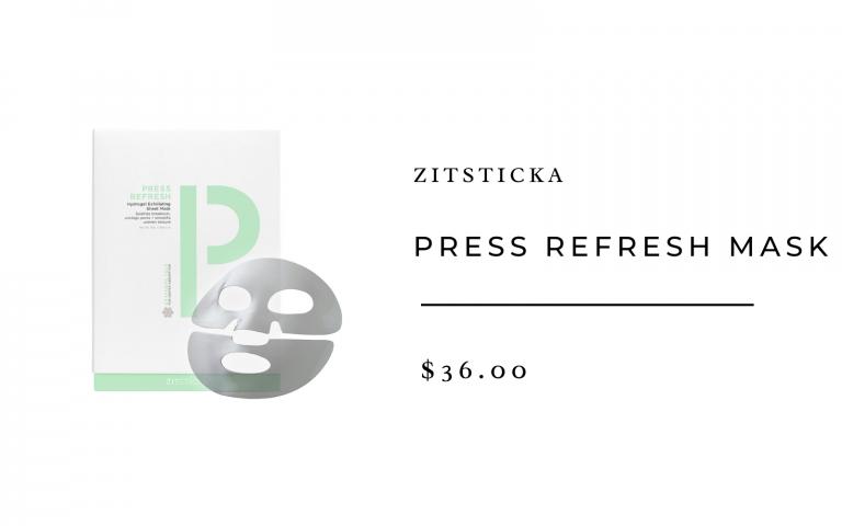 Zitsticka Press Refresh Mask (Set of 5)