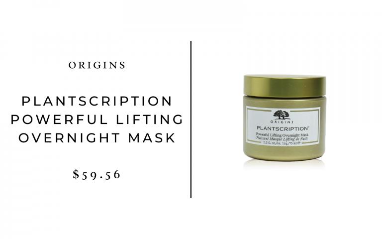 Origins Plantscription Powerful Lifting Overnight Mask