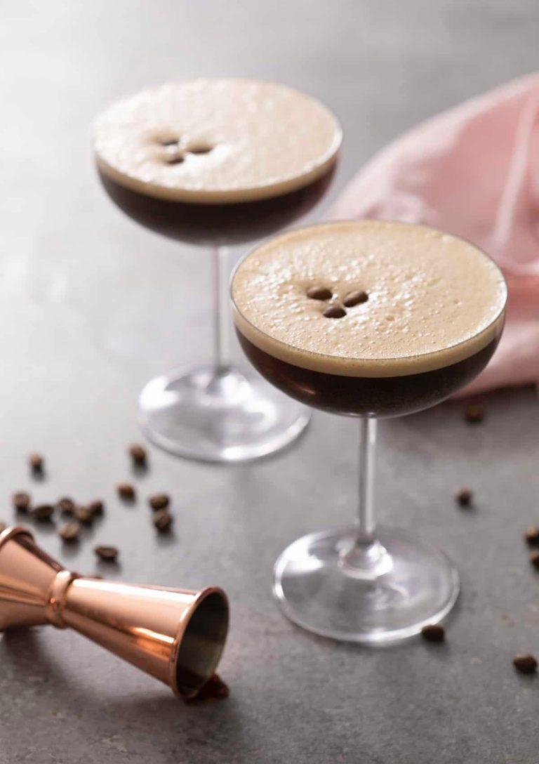 best espresso martini recipes