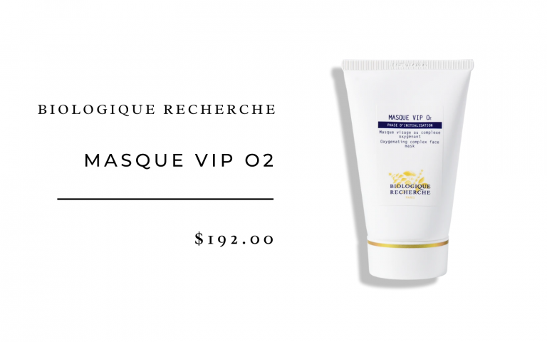 Biologique Recherche Masque VIP O2