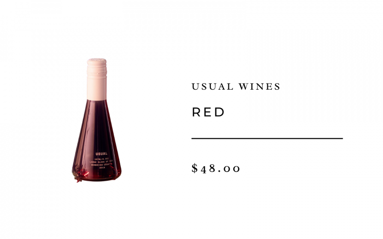 usual wines red