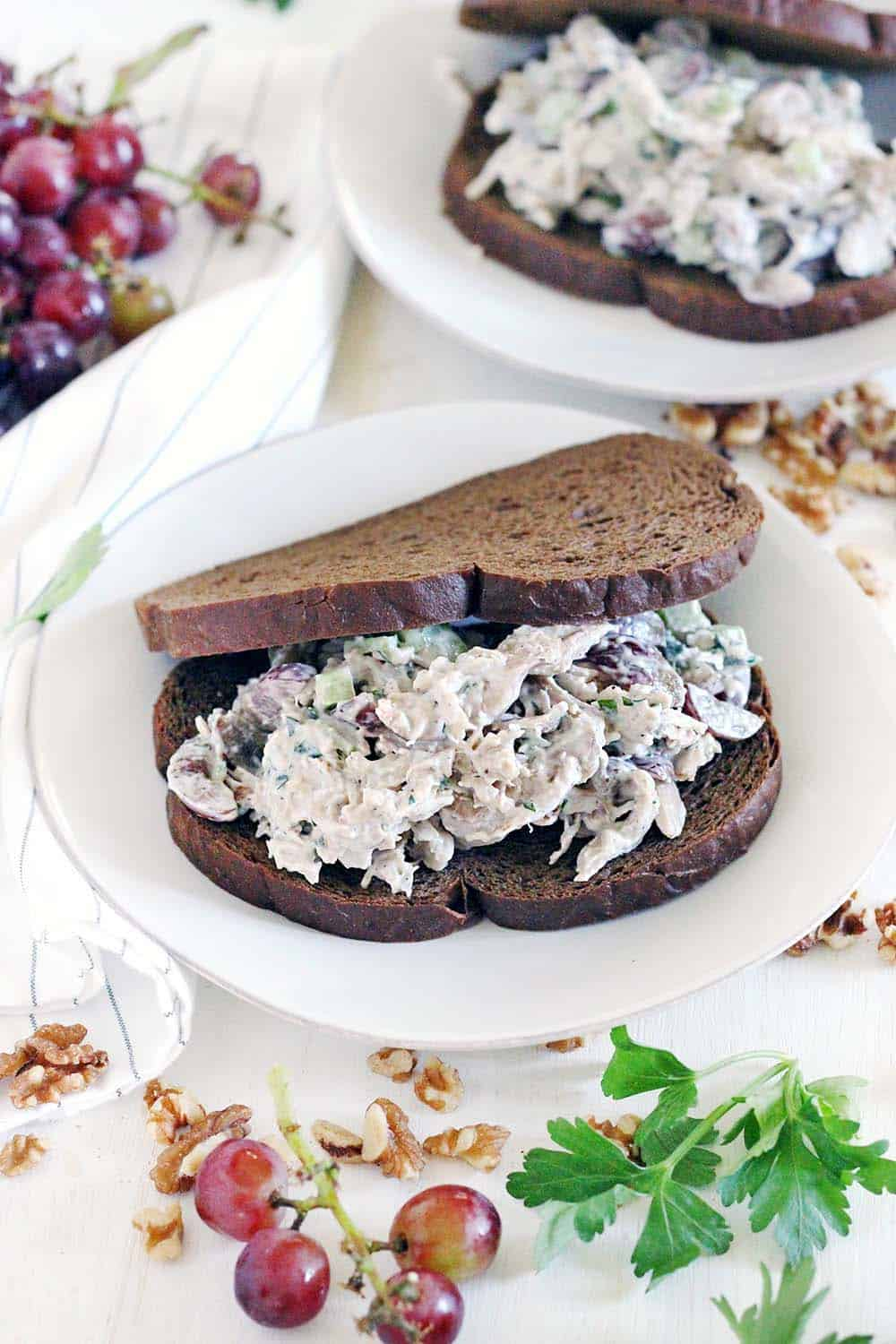 Awesome-Chicken-Salad-with-Grapes-and-Walnuts-1