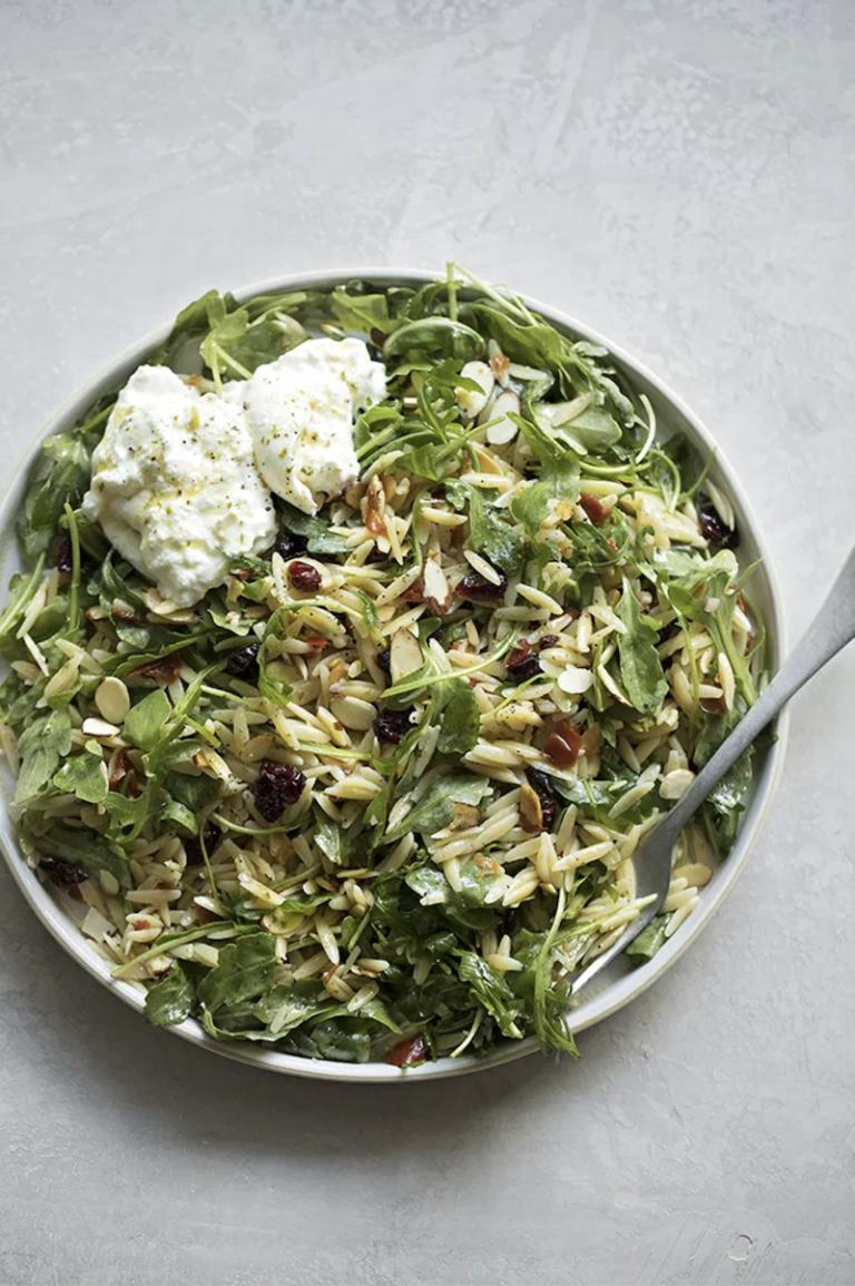 Orzo Arugula Salad from Life Made Simple