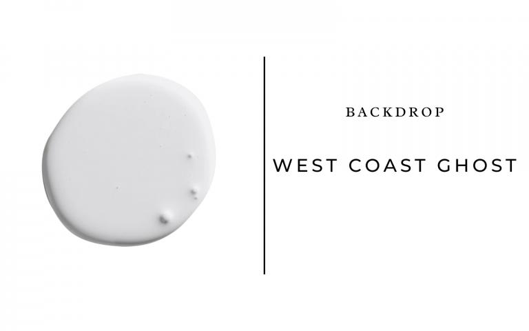 backdrop west coast ghost