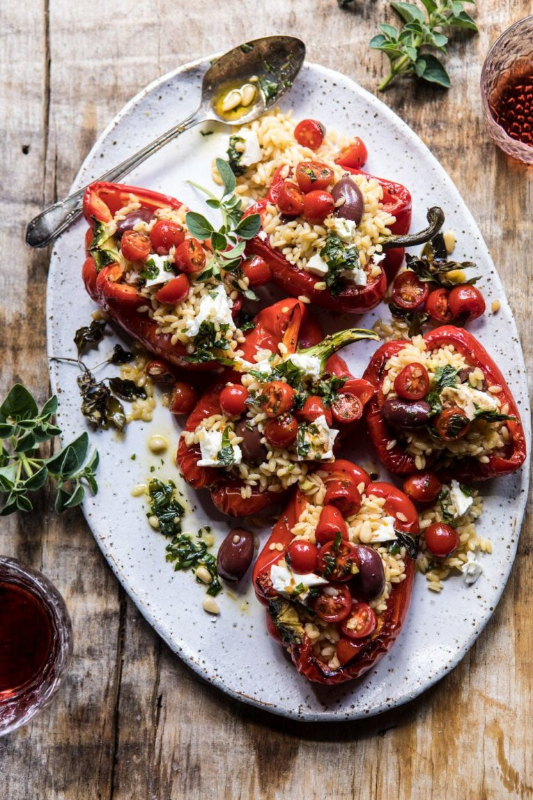 The 16 best stuffed pepper recipes for every occasion