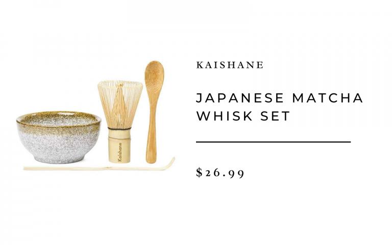 kaishane japanese whisk