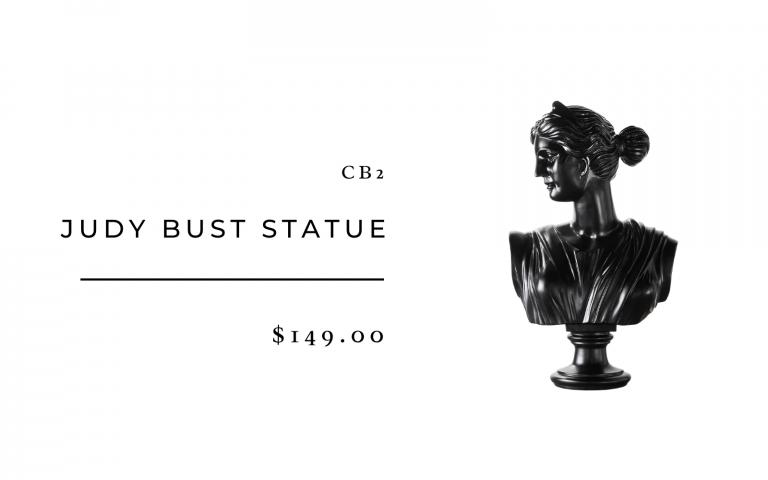 statue buste cb2
