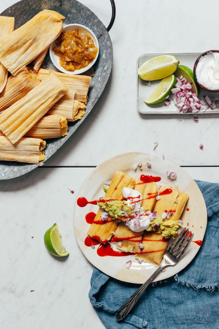 green-chili-chicken-tamales