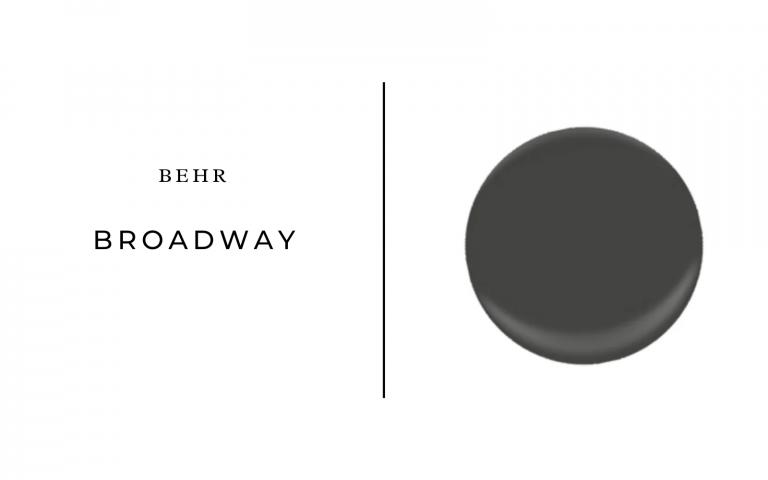 behr broadway